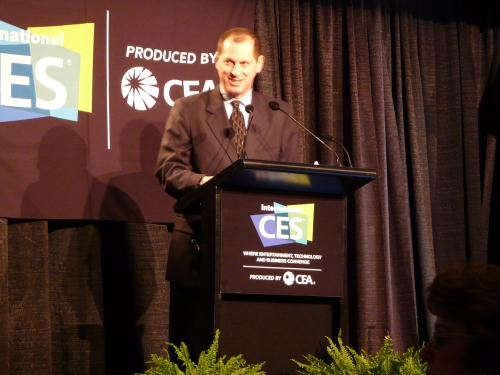 Gary Shapiro, President and CEO of CEA