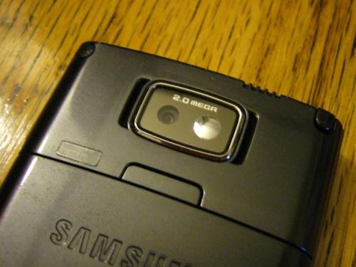 Samsung Epix Camera