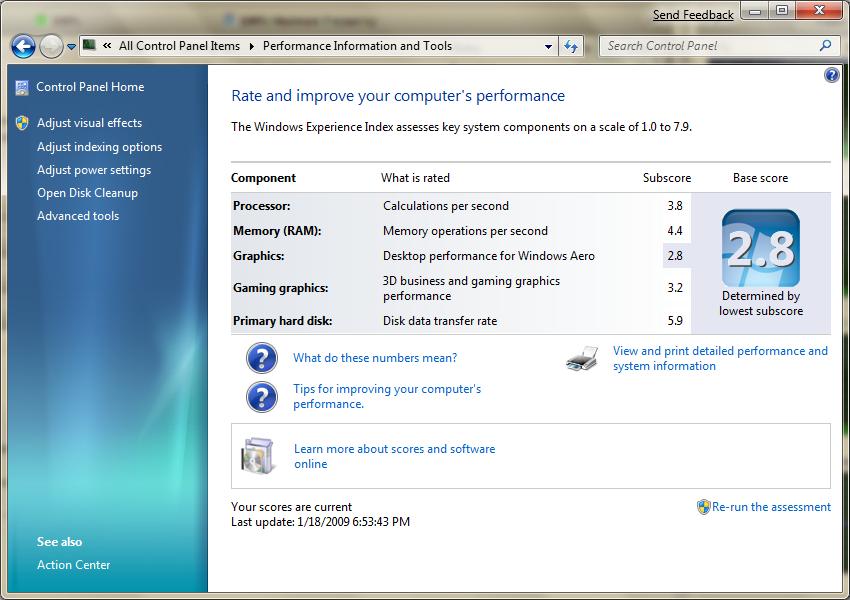 Windows 10 vs. Windows 8. 1 vs. Windows 7 performance > gaming.
