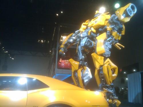 Camaro & Bumblebee 6
