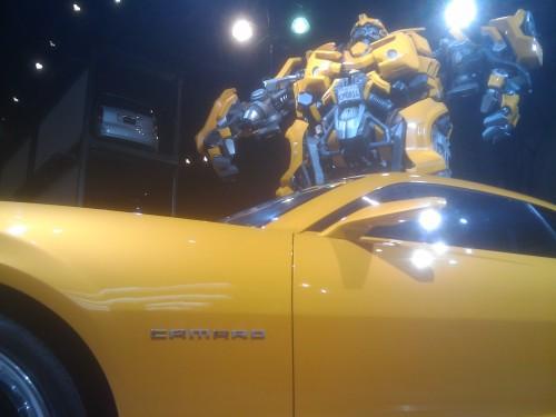 Camaro & Bumblebee 7