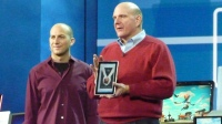 Steve Ballmer Windows 7 tablet