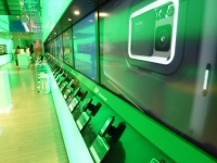 Nokia Store New York Interior 3