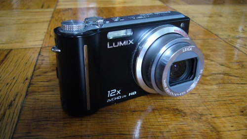 Panasonic ZS3 1