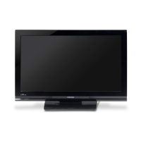 Toshiba 40RV525R LCD TV