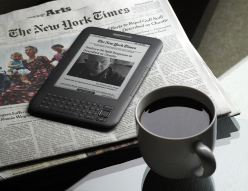 Kindle Newspaper