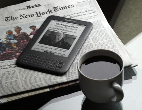 Kindle Newspaper