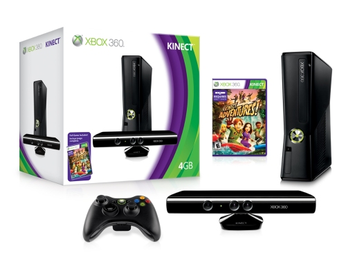 Kinext Xbox 360 bundle