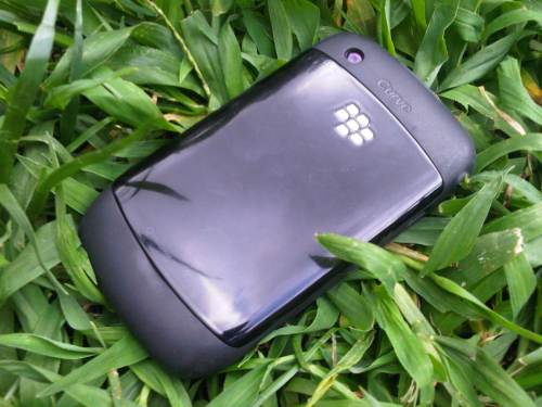 Virgin Mobile BlackBerry 8530 back