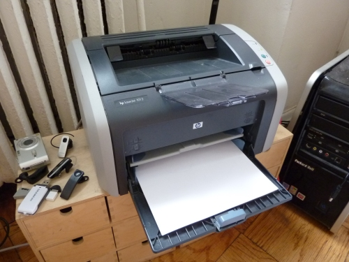 hp Laserjet 1012 Windows 7 driver
