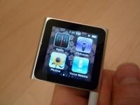 iPod Nano home