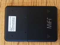 Virgin Mobile MiFi 2200 back
