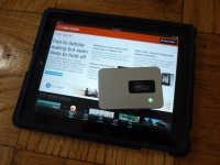 Virgin Mobile MiFi 2200 iPad