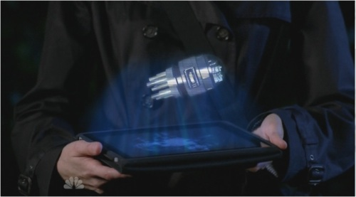 Holographic projection iPad