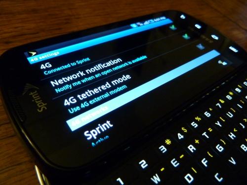Sprint Epic 4G