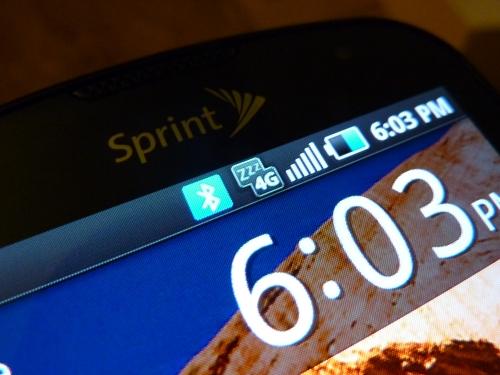 Sprint Epic 4G 2