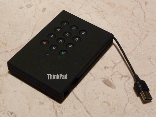 Lenovo ThinkPad Secure USB Drive 3
