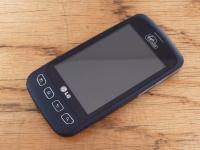 LG Optimus V 1
