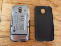 LG Optimus V 10