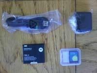 Motorola Triumph accessories